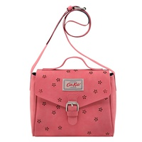 Cathkidston Mono Scattered Flowers Junior Handbag