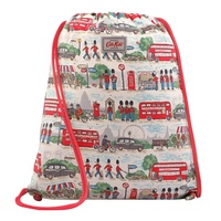 Cathkidston London Streets Kids Drawstring Bag