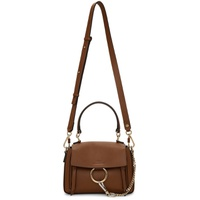 Tan Mini Faye Day Bag