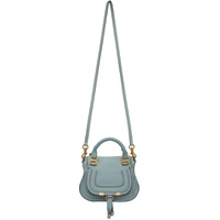 Blue Mini Marcie Bag