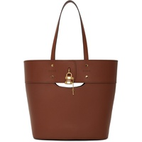 Brown Medium Aby Tote