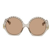 Chloe Brown Vera Sunglasses