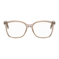 Chloe Pink Transparent Glasses