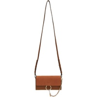 Chloe Brown Faye Wallet Bag