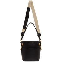 Chloe Black Small Roy Bucket Bag