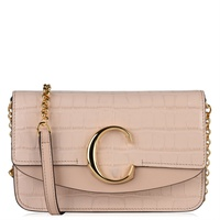 CHLOE C Chain Clutch Bag
