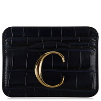 CHLOE Classic Leather Card Holder