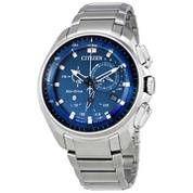 Citizen Proximity Pryzm Bluetooth Blue Dial Mens Watch BZ1021-54L
