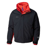Columbia Mens Bugaboo 1986 Interchange Jacket