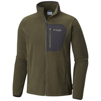 Columbia Titanium Mens Titan Pass 2.0 Fleece Jacket