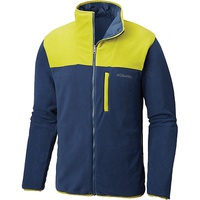 Columbia Mens Mountain Side Reversible Full Zip Jacket