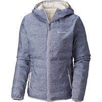 Columbia Womens Lake 22 Reversible Hooded Jacket