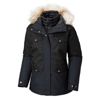 Columbia Womens North Royal Interchange Jacket