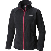 Columbia Womens Tested Tough in Pink Benton Springs Full Zip