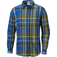Columbia Mens Boulder Ridge LS Flannel Shirt