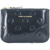 Comme Des Garcons inblack calf leather Black