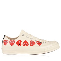 Chuck Logo Low Top Trainers