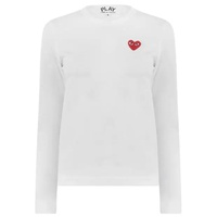 Small Heart Long Sleeve Top