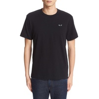 COMME DES GARCONS PLAY Logo Slim Fit Graphic T-Shirt
