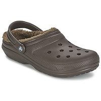 Crocs CLASSIC LINED CLOG Brown