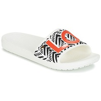 Crocs DREW X CROCS SLOANE TRIBAL SLIDE W White