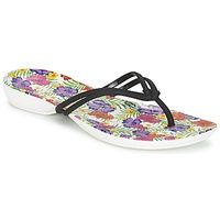Crocs CROCS ISABELLA FLIP W Black / Multicoloured
