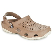 Crocs SWIFTWATER DECK CLOG M Khaki