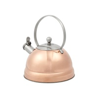 Croft Collection Copper Stovetop Kettle, 3L