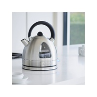 Cuisinart CTK17U Signature Collection Traditional Kettle, Silver