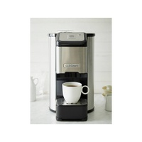 Cuisinart DGB1U Bean-to-Cup Coffee Machine, Stainless Steel