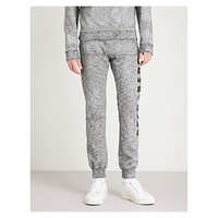 DSQUARED2 Logo-print cotton-jersey jogging bottoms