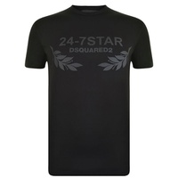 DSQUARED2 Leaf Logo T Shirt