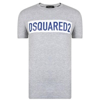 DSQUARED2 Paper Logo T Shirt