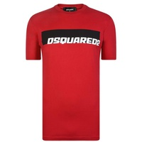 DSQUARED2 Box Logo T Shirt