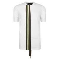 DSQUARED2 Zip Front T Shirt