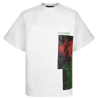 DSQUARED2 Mert And Marcus Printed T Shirt