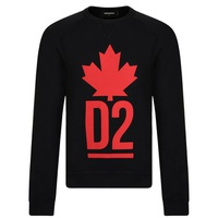 DSQUARED2 Maple Logo Sweatshirt