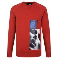 DSQUARED2 Mert And Marcus Face Sweatshirt