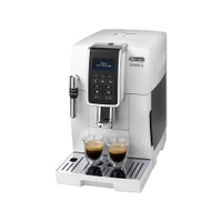 DeLonghi ECAM350.35.W Dinamica Bean-to-Cup Coffee Machine, White