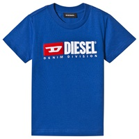 Diesel Blue Denim Division T-Shirt