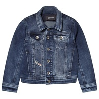 Diesel Blue Mid Wash Denim Jacket