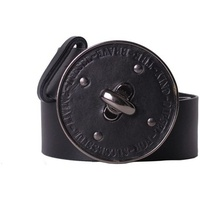 Diesel - Leather Belt OGI Noir