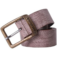 Diesel - Leather Belt BANNYS Marron