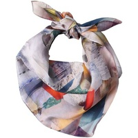 Diesel BLACK GOLD - Silk Neckerchief 24x24 in / 60x60 cm FOUPIC Multicolor