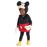 Disney Mickey Mouse Plush Costume for Baby