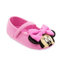 Disney Minnie Mouse Costume Shoes for Baby - Pink
