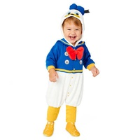 Disney Donald Duck Fleece Costume Romper for Baby