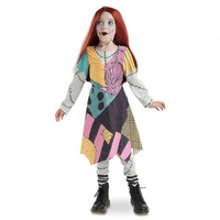 Disney Sally Costume for Kids - The Nightmare Before Christmas