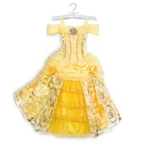 Disney Belle Deluxe Costume for Kids