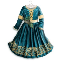 Disney Merida Costume for Kids